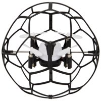 Sky Rider Hummingbird Mini Drone with Cage, DR118W