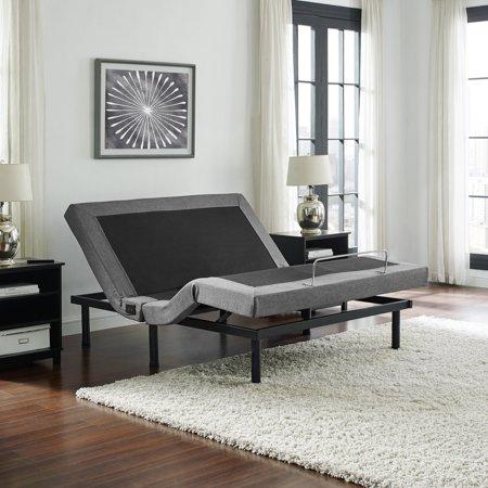Posturecloud Adjustable Bed Base Dual Massage Usbs