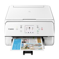 Canon PIXMA TS6120 White Wireless Inkjet All-in-One Printer