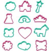Wilton Girl's Cookie Cutter Set
