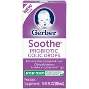 Best Colic Drops - Gerber Good Start Infant Formula Soothe Colic Drops Review