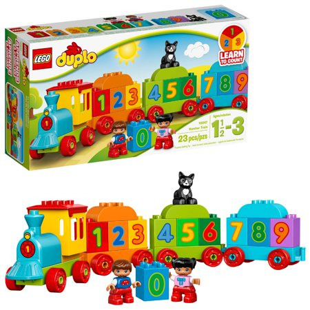 LEGO DUPLO My First Number Train 10847 (23