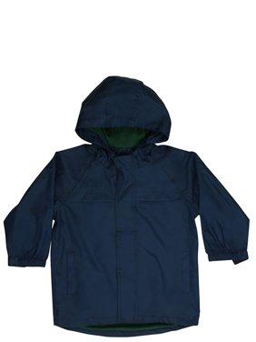 Western Chief Solid Nylon Rain Slicker Coat (Little Boys & Big Boys)