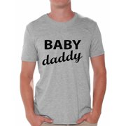 2c739ebd Awkward Styles Baby Daddy Men's T-shirt Daddy Tee Shirt Tops Father To Be  Shirts. Product Variants Selector