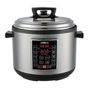 740f07966 GoWISE USA 12-Quart 12-in-1 Electric Programmable Pressure Cooker (Stainless