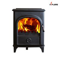 HiFlame Shetland HF907U (Sister HF905U) 1200sq ft Wood Burning Stove