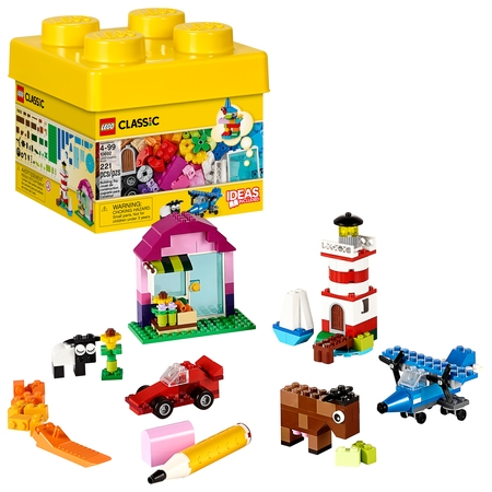 LEGO Classic Small Creative Bricks 10692 Building (Lego Brick Box)