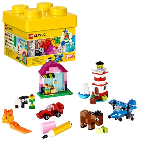 LEGO Classic Small Creative Bricks 10692 Building kit](Building Toys For 7 Year Olds)