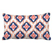 Terrific Coral Decorative Pillows Ocoug Best Dining Table And Chair Ideas Images Ocougorg