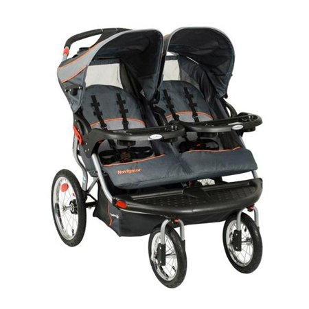 Baby Trend Navigator Double Jogging (Double Jogger Stroller)