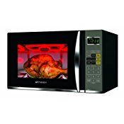Emerson 1.2 Cu. Ft. 1100 Watt Microwave with Grill, Black
