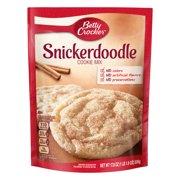 (2 Pack) Betty Crocker Snickerdoodle Cookie Mix, 17.9 oz