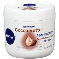 NIVEA Cocoa Butter Body Cream 15.5 oz.