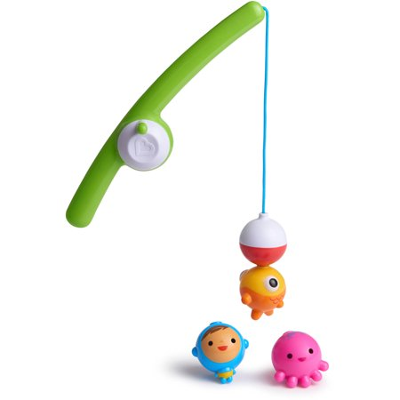 Munchkin Fishin' Bath Toy](Mechanical Toys For Toddlers)