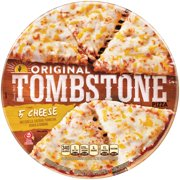 TOMBSTONE Original Five Cheese Frozen Pizza 19.8 oz. Pack