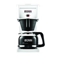 BUNN® Speed Brew® Classic Coffee Maker, model GR White