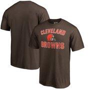 9d760e24fa29 Cleveland Browns NFL Pro Line by Fanatics Branded Victory Arch T-Shirt -  Brown