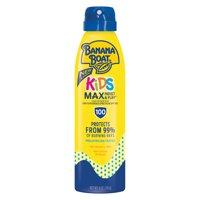Banana Boat Kids MAX Protect & Play Sunscreen Spray SPF 100, 6 oz