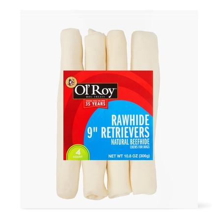 Ol' Roy Rawhide 9