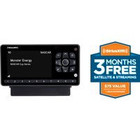 SiriusXM SXEZR1V1 XM Onyx EZR Satellite Radio with Free 3 Months Satellite and Streaming Service
