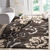 Safavieh Florida Merrick Floral Shag Area Rug or Runner