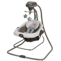 Graco Duet Connect LX Baby Swing and Bouncer
