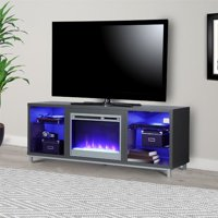 Latitude Run Ilyse Tv Stand for TVs up to 70'' with Fireplace