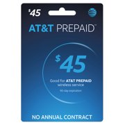 AT&T PREPAID℠ Direct Load $45 (Email Delivery)