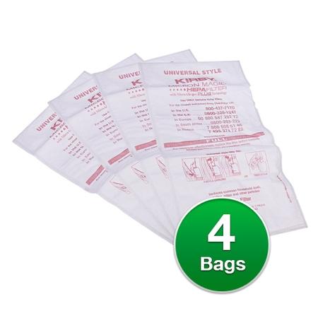Replacement Vacuum Bag for Kirby Genuine Avalir Bag (2 Pack) ()