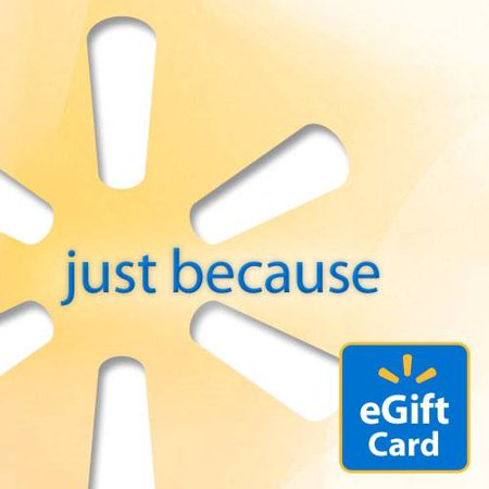 Everyday Yellow Walmart eGift Card - Bp Gift Card Balance
