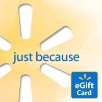 Everyday Yellow Walmart eGift Card