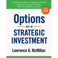 Options as a Strategic Investment : Fifth Edition