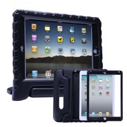 HDE iPad 2017 9.7-inch Bumper Case for Kids Shockproof Hard Cover Handle Stand with