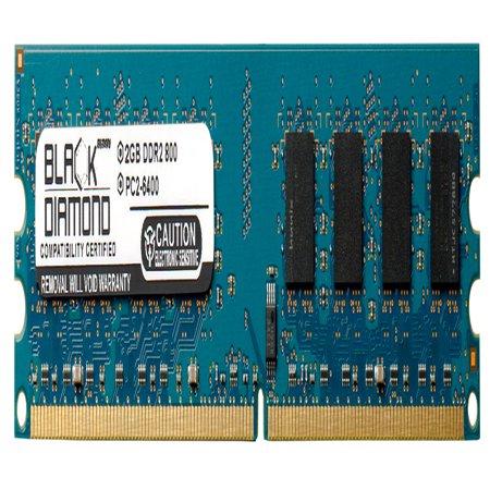 2GB RAM Memory for BFG Desktops nForce 680i LT SLI 240pin PC2-6400 DDR2 DIMM 800MHz Black Diamond Memory Module Upgrade