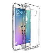 Galaxy S6 Edge Plus Case, ULAK Clear Slim Shock Absorption Bumper Hard Case for Samsung