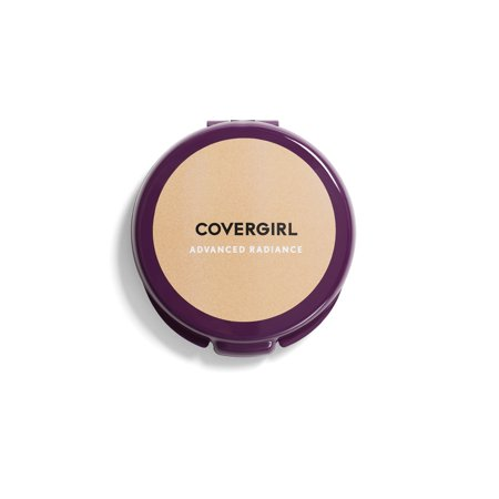 COVERGIRL Advanced Radiance Age-Defying Pressed Powder, 110 Creamy Natural