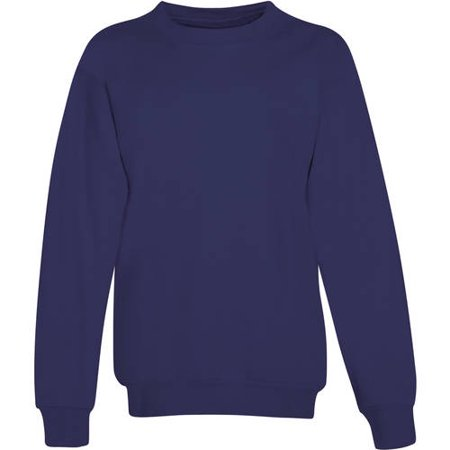 Boys EcoSmart Fleece Sweatshirt - Black Muscle Boys