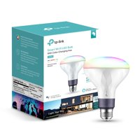 TP-Link LB230 BR30 Smart Light Bulb, 80W Color LED, 1-Pack