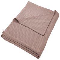 Superior All-Season Luxurious 100% Cotton Blanket