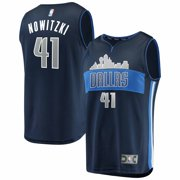 Dirk Nowitzki Dallas Mavericks Fanatics Branded Youth Fast Break Replica  Jersey Navy - Icon Edition 7bc944370