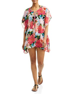 Women's This Is Us Chiffon Cover-Up