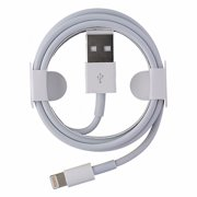 OEM Apple Lightning to USB Cable iPhone X 8 7 6 SE iPad MD818ZM/A Factory Wrap