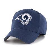 promo code 0c4a5 abe63 NFL Los Angeles Rams Basic Adjustable Cap Hat by Fan Favorite
