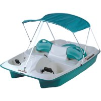 Sun Dolphin 5-Person Sun Slider Pedal Boat with Canopy