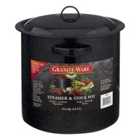 Granite Ware Steamer & Stock Pot 15.5 Quart - 3 PC, 3.0 PIECE(S)