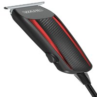 Wahl Edge Pro Trimmer allows you to shave, detail, trim, fade and outline. Compact power and Convenient size with All the Power of a Full-Size Clipper. Model 9686-300