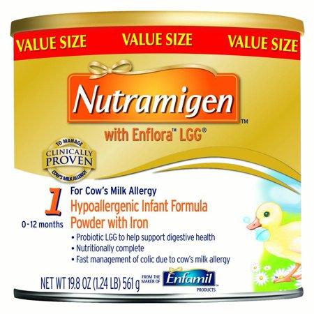 Nutramigen With Enflora Lgg Hypoallergenic Infant Formula