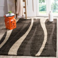 Safavieh Florida Ellen Contemporary Shag Area Rug or Runner