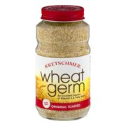 (2 Pack) Kretschmer Original Toasted Wheat Germ, 12 oz