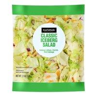 Marketside Classic Iceberg Salad, 12 oz